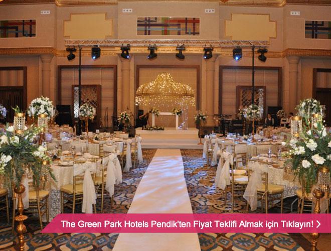 the_green_park - Kalabalık bir düğün yapacaksanız