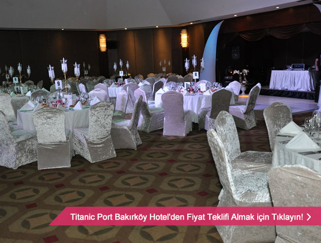 titanic_port - Avrupa Yakası düğün mekanları