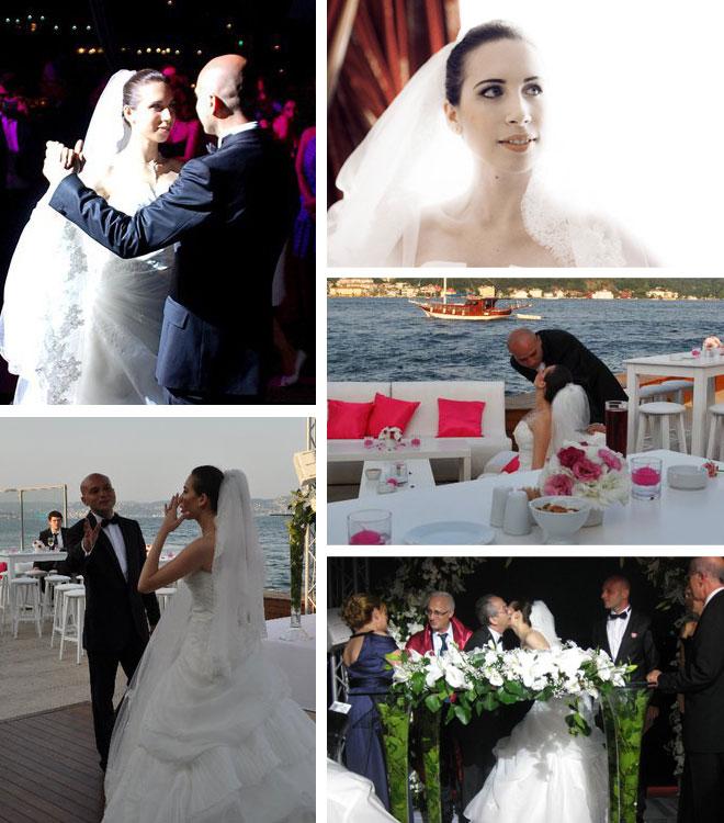 ozgun ve gedizin hikayesi - Düğün kolaj