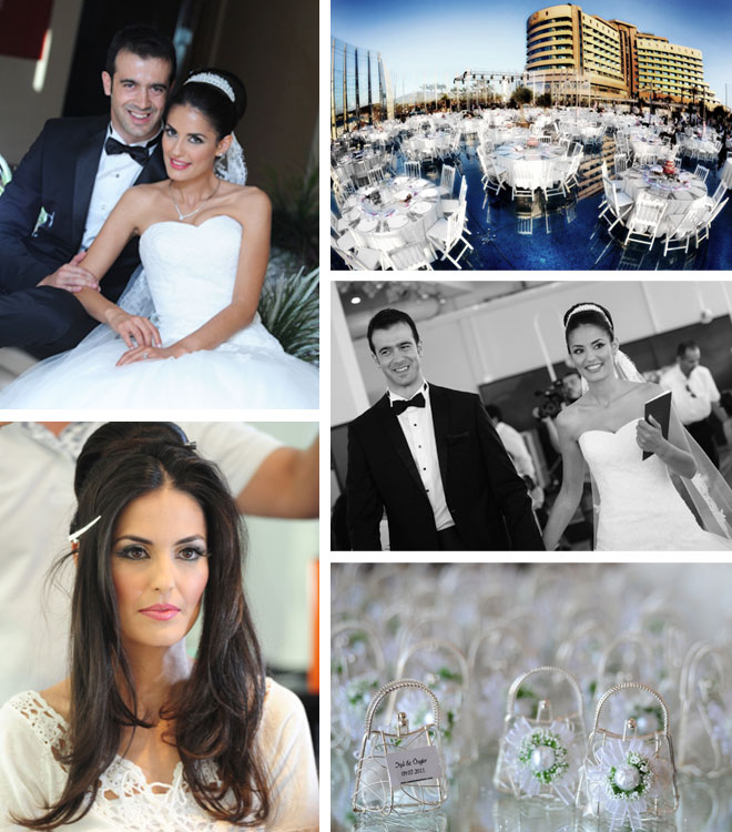 ozgur ve isilin hikayesi - Düğün kolaj