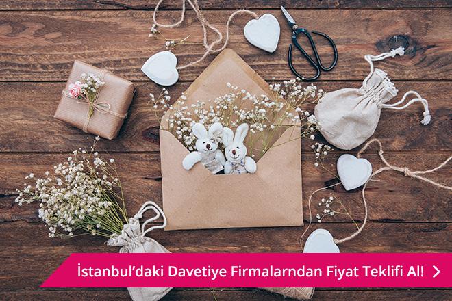 istanbul'da düğün davetiyesi fiyatları