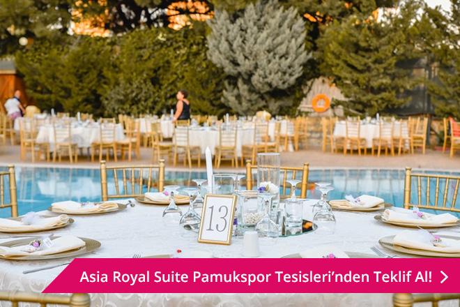 anadolu yakası düğünleri için uygun fiyatlı sosyal tesisler