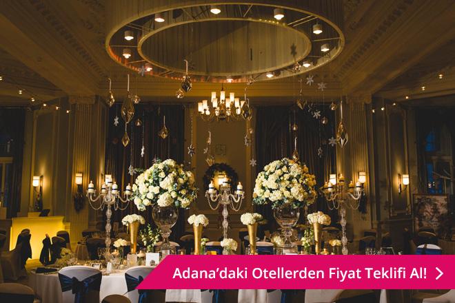 Adana Otel Düğünü