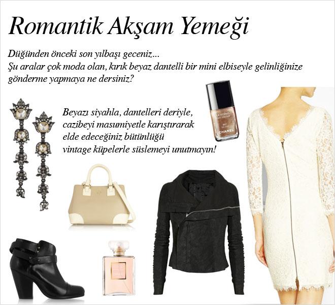 romantik_aksam_yemegi - gelinler için yılbaşı stil rehberi