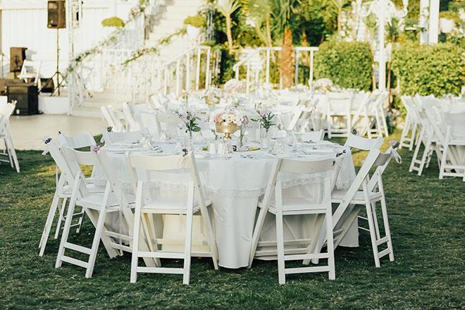 kır düğünü yapacaklar için dekorasyon önerileri
