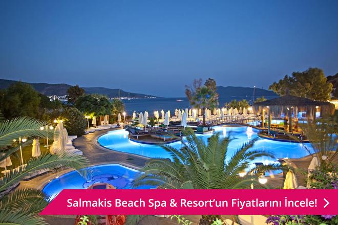 Salmakis Beach Spa Resort