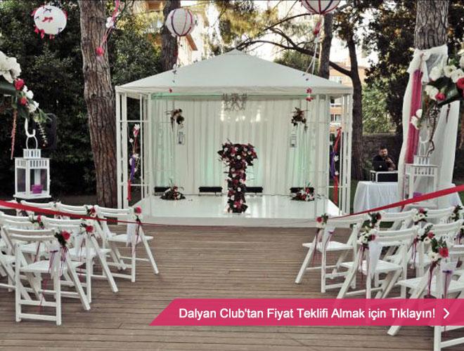 dalyan club - Anadolu yakasının en ideal mekanlarından biri.