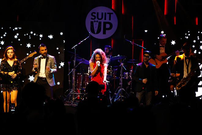 suit up orkestrası
