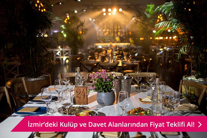 izmir'deki düğün mekanlarının fiyatlarını öğrenin!