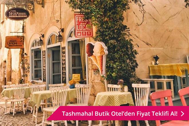 Tashmahal Butik Otel