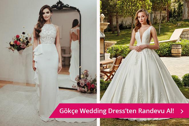 gokce wedding dressi