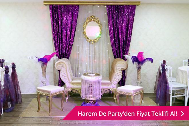 Harem De Party Kına Evi ve Organizasyon