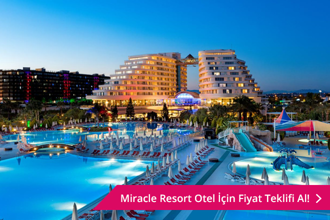 Miracle Resort Otel