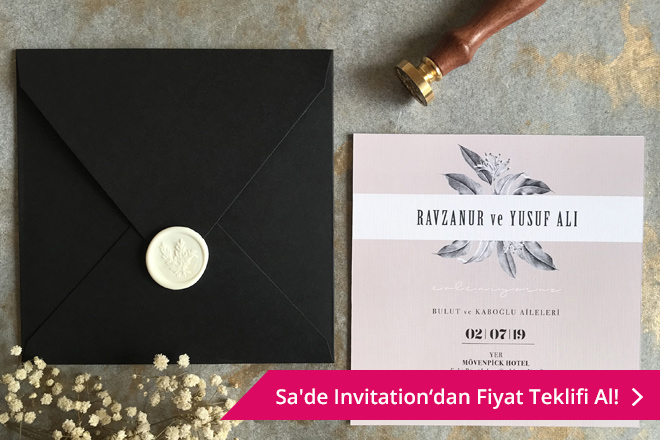 Sade Invitation