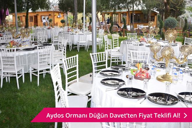 Aydos Ormanı Düğün