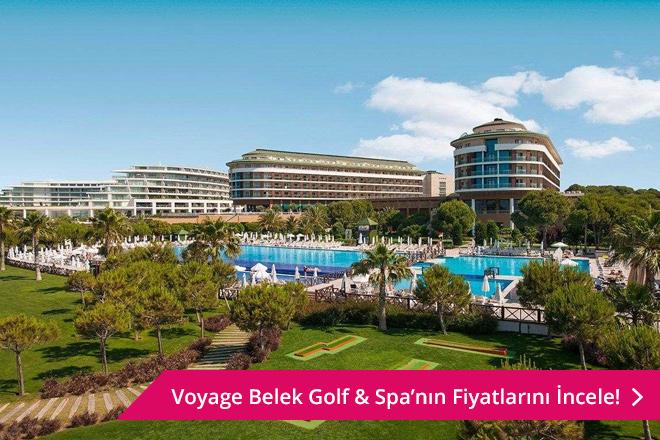Voyage Belek Golf Spa