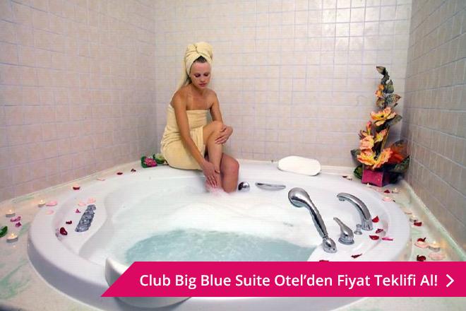 Club Big Blue Suite Otel Alanya
