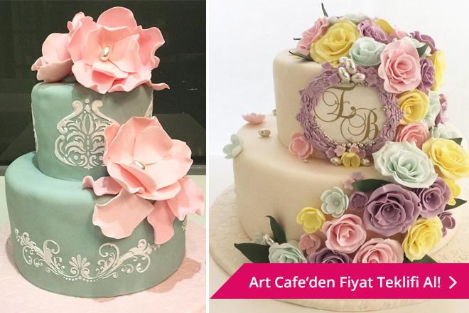 nişan pastası yaptırabileceğiniz butik pastacılar