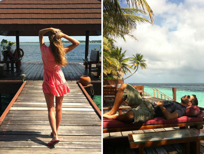 gdh balayi kolaj - Maldivler