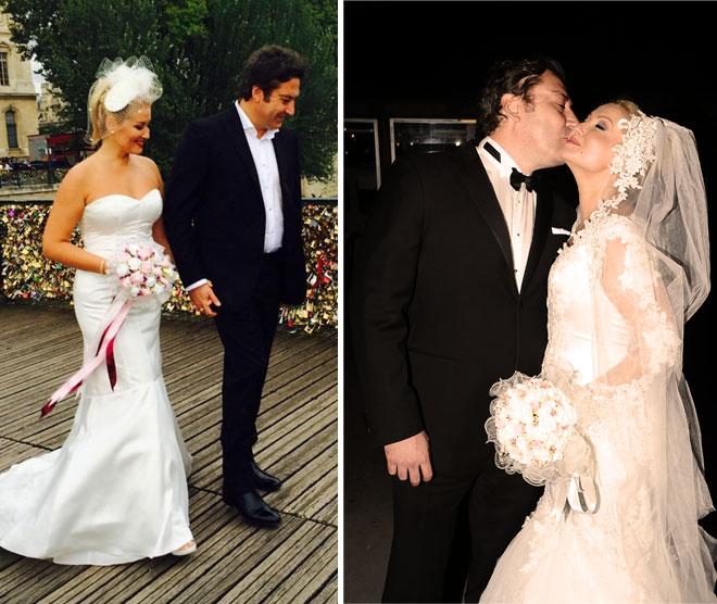 1 - zahide yetiş ile düğün hikayesi Üzerine samimi bir sohbet: paris'te nikah, türkiye'de düğün!