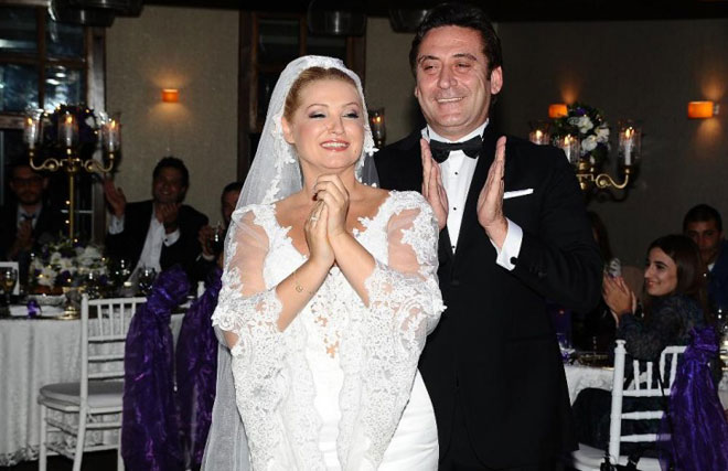 5 - zahide yetiş ile düğün hikayesi Üzerine samimi bir sohbet: paris'te nikah, türkiye'de düğün!