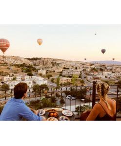 Çiftlerin Yeni Gözdesi: Kapadokya Balayı Tatili