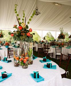 Düğün Mekanında Doğa ile Konforun Birlikteliği