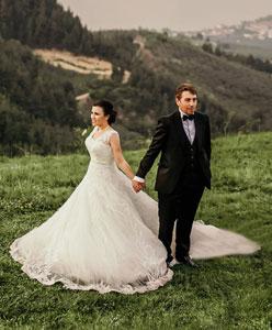 Bursa'da Düğün Fotoğrafı için İdeal Mekanlar