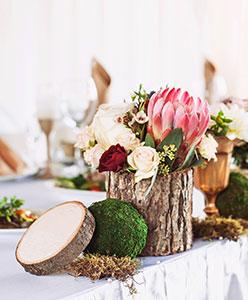 2018 Düğün Dekorasyon Trendleri