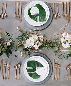 Düğün Davetlerinde Menü Çeşitleri