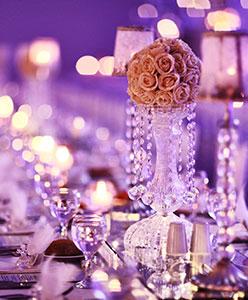 Düğün Salonu İçin En Trend 7 Dekorasyon Fikri