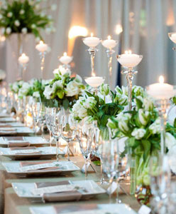 Düğününüzü Işıklarla Süsleyin