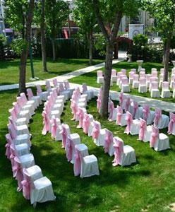 Kır Nikahı için Yaratılmış Bir Mekan