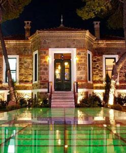 İzmir'in Tek Yalısında Dünya Evine Girmek İster misiniz?