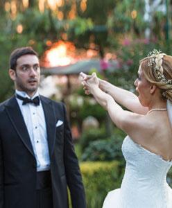 Gerçek Düğünlerden Komik Anlar