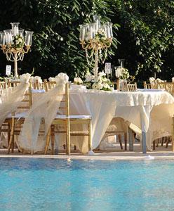 İstanbul'un Havuzbaşı Düğün Mekanları