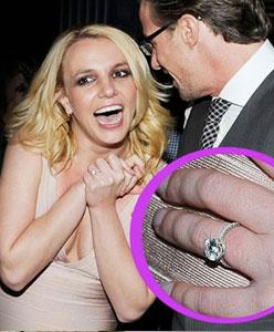 Britney Spears'ın Tektaşı