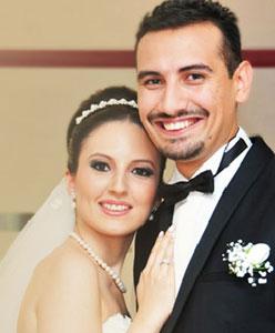 Hasan ve Börçe'den Sıcacık Bir Düğün Öyküsü