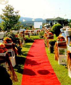 Yaz Düğünleri İçin Mekan Seçimi