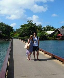 Ayşegül ve Taner Anlatıyor: Mauritius'da Balayı!
