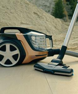Temizlikte Yeni Bir Boyut: Philips Elektrik Süpürgesi!