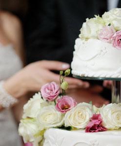 Sağlıklı Düğün Pastaları