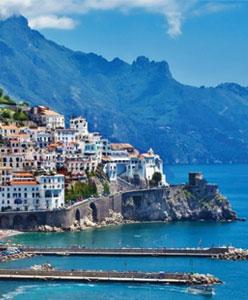 İnci ve Adnan Anlatıyor: Amalfi'de Balayı!