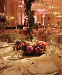 Elit Otel Düğünleri için Mekanlar ve Fiyatlar