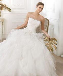 Vakko Wedding House 2014 Gelinliklerini Tanıttı