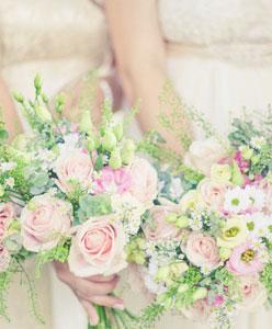 Düğününüzde Çiçek Kullanımı