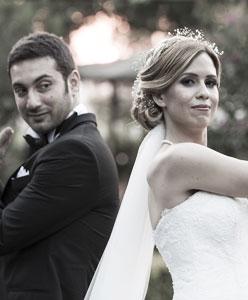 Sinema Temalı Bir Düğün ve Filmin En Güzel Sahnesinde: Yonca ve Hakan