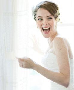 Düğünde Gülüşünüzle Fark Yaratın