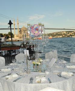 İstanbul'da Tarihi Düğün Mekanları, Kasır ve Saray Düğünleri