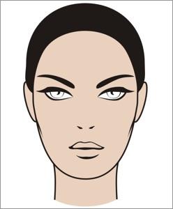 Gelin Saçınızı Yüz Şeklinize Göre Yaptırın
